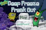 ����� ��� ���� � �������� (Deep Freeze Freak Out SpongeBob Game)
