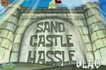 Игра Спанч Боб защитник крепости (Sand Castle Hassle SpongeBob Game)