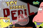 ����� ��� ���� ����� ������� (Toy Barrel Peril SpongeBob Game)
