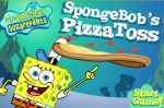 Игра Спанч Боб разводит питцу (Pizza Toss SpongeBob Game)