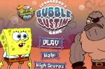 Игра Губка Боб vs Мыльные пузыри (Bubble Bustin' Game SpongeBob Game)