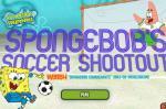 Игра Губка Боб футбольный чемпионат (Soccer Shoot Out SpongeBob Game)