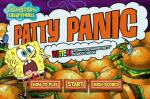 ����� ��� ���� ����� �� ����� (Patty Panic SpongeBob Game)