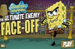 ����� ��� ���� ����� ������� (Ultimate Enemy Face Off SpongeBob Game)