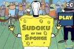 ����� ��� ���� ���������� ��������� (Sudoku of the Sponge SpongeBob Game)