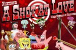 Игра Спанч Боб и день Валентина (SpongeBob SquarePants:A Shot at Love!)