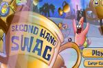 ����� ��� ���� ������ ����� ����� (Games SpongeBob Second Hand Swag)