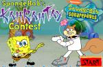 Игра Губка Боб и Белка Сэнди карате (Game SpongeBob Karate)