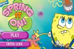 ����� ��� � ������ �������� ����� - ���� SpongeBob (Spring it On)