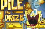 ���� ����� ��� � ������� ���� (SpongeBob games Pile the Prize)