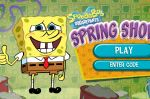 ����� ��� ������� ������ - ���� (SpongeBob Spring Showers)