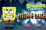 Опасное Подземелье - игра Спанч Боб (Games SpongeBob)