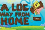 ����� ��� ���� ����� � ������ ������ �� ���� (Game SpongeBob A Log Way From ...