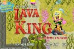 Спанч боб игра ролевая Лава 3 (Game SpongeBob Lava King 3)