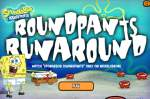 ���� ����� ��� ���������� �������� (Game SpongeBob RoundPants Runaround)