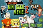 ���� ����� ��� �� ����������������� (Game SpongeBob Mini Game Mania 2)