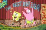Губка Боб игра уборка в кафе (Game SpongeBob Best Day Ever)