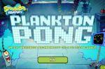 Губка Боб игра Пинг Понг с Планктоном (Games SpongeBob Plankton Pong)