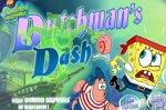 ����� ��� ���� ������� ��������� (Games SpongeBob Dutchman's Dash)