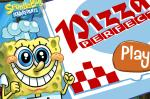 ���� �������� ������� ����� (Game SpongeBob Pizza Perfect)