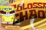 Спанч Боб в Золотой Банке игра (Game Colossal Chaos)