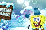 Игра Спанч Боб собери снежок (Games Sponge Bob SnowPants)