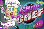 Игра Спанч Боб Шеф Повар (SpongeBob Chop Chef Game)