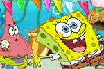 ���� ����� ��� �� ����������� (Bikini Bottom Carnival SpongeBob Game)