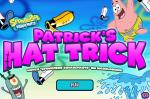 Игра Спанч Боб и Патрик катается на фонтане (Patrick's Hat Trick SpongeBob Game)