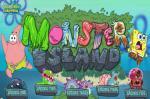 Губка Боб игра остров монстров (Monster Island SpongeBob Game)