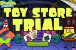 ����� ��� ���� ������� ������� (Toy Store Trial SpongeBob Game)