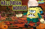 Игра хэллоуин для Губки Боба (Halloween Horror SpongeBob Game)