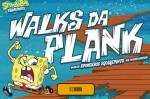 ���� ��������  �� �������� ����� ����  / Walks Da Plank SpongeBob Game